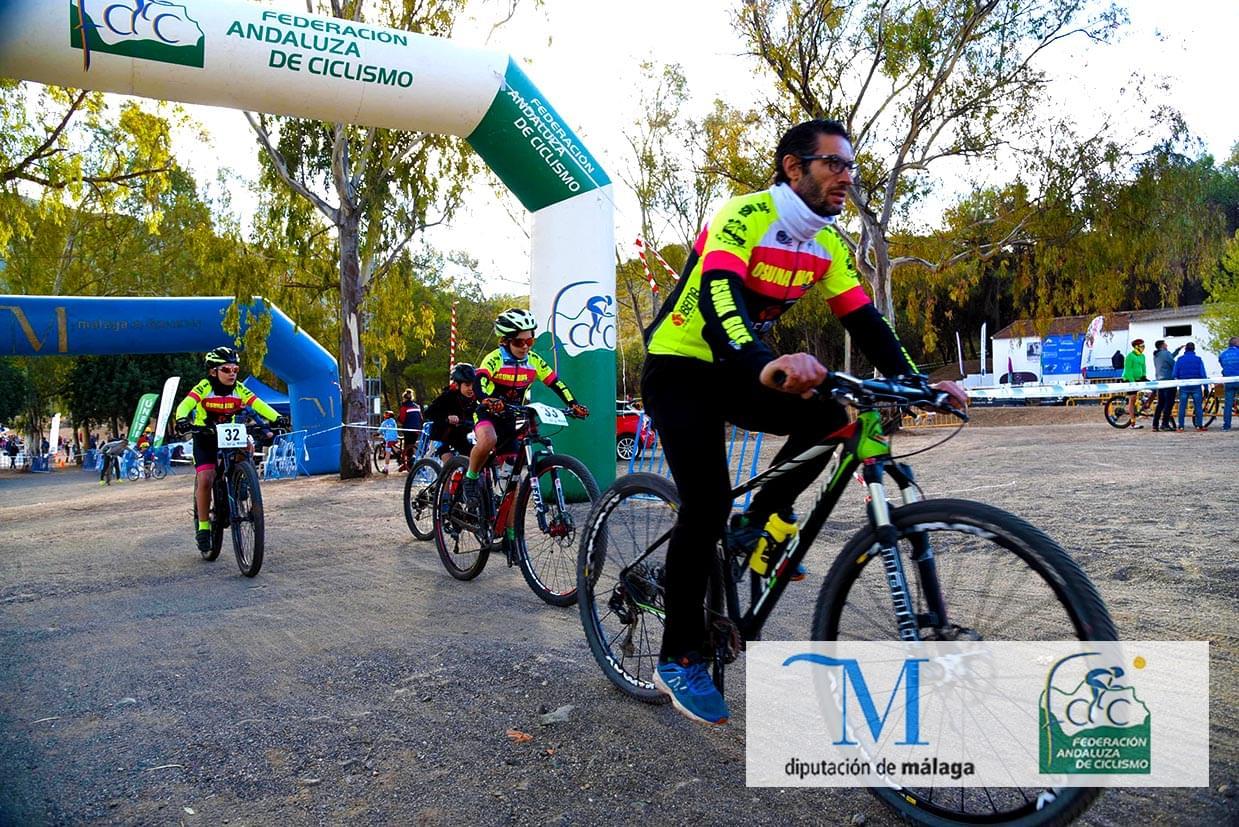 VI RALLY ESCUELAS BTT ALHAURIN EL GRANDE