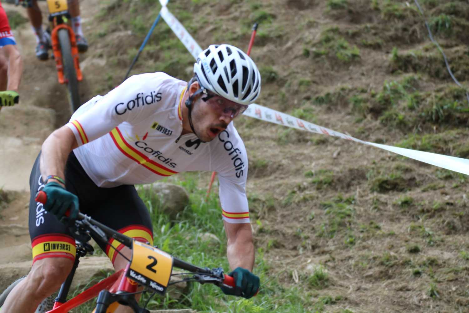 #TeampESPciclismo - Mundial XCO BTT-DHI Val di Sole 2021