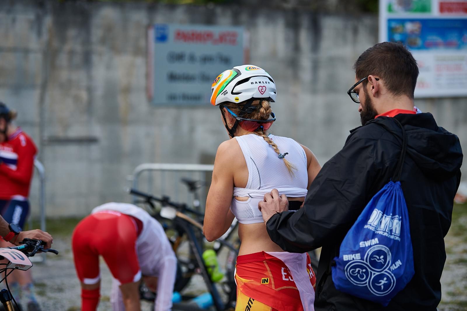#TeamESPciclismo / Mundial XC Maratón, Grachen 2019