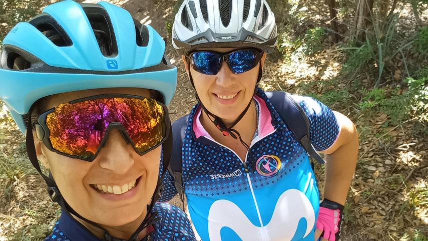 Silvia-Marquez-y-Maria-Isabel-Sanchez-dos-mujeres-unidas-por-una-pasion