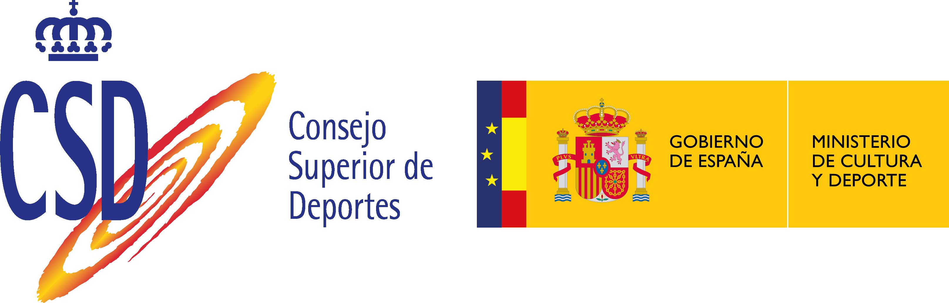 CSD - Consejo Superior de Deportes Logo