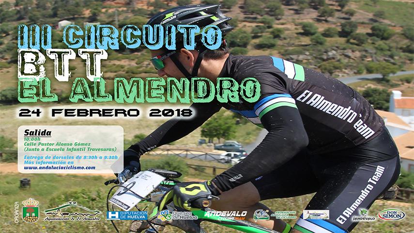 El-Almendro-abrira-el-Circuito-Diputacion-Huelva-BTT-Rally-2018-