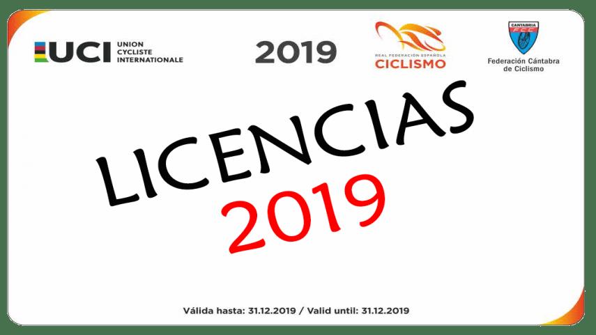 LICENCIAS-2019