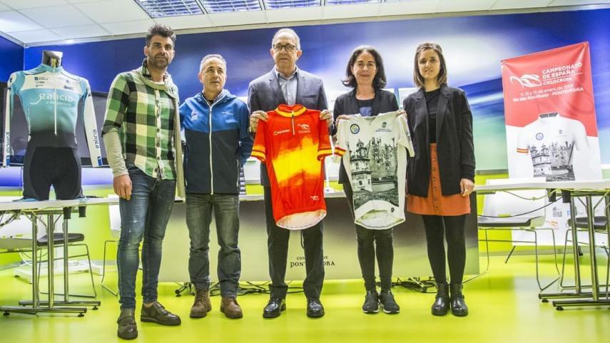 Presentado-el-Campeonato-de-Espana-de-Ciclocross-de-Pontevedra-2019