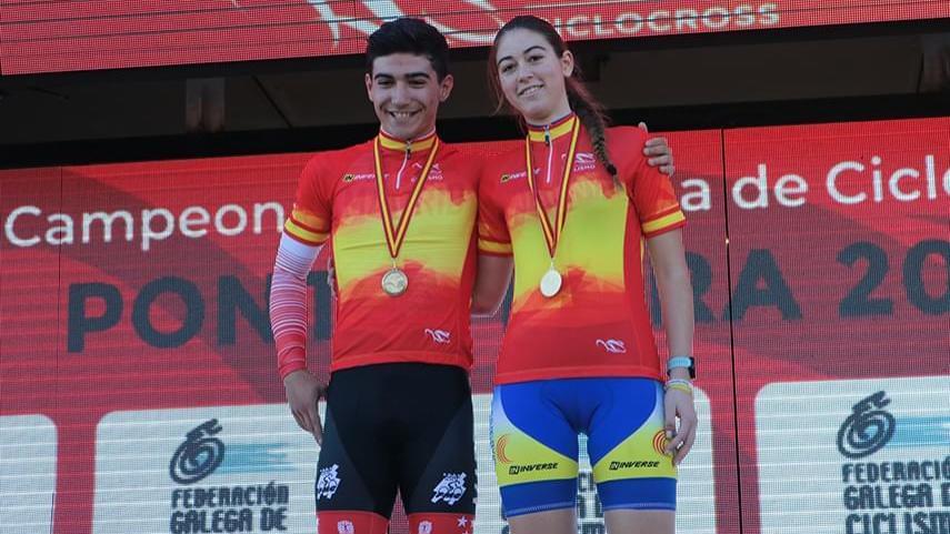 Sara-Mendez-y-Ruben-Sanchez-nuevos-campeones-de-Espana-cadetes-de-Ciclocross-
