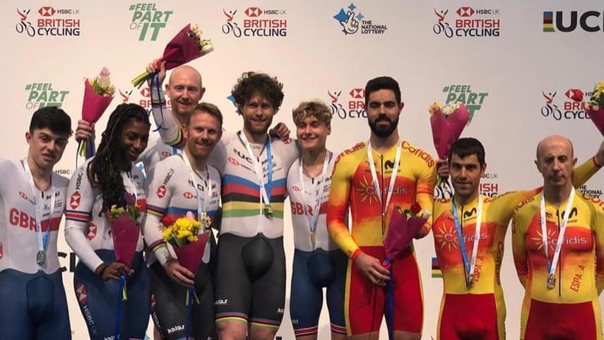 Espana-cierra-el-Manchester-Paracycling-International-con-un-bronce-en-la-velocidad-por-equipos-
