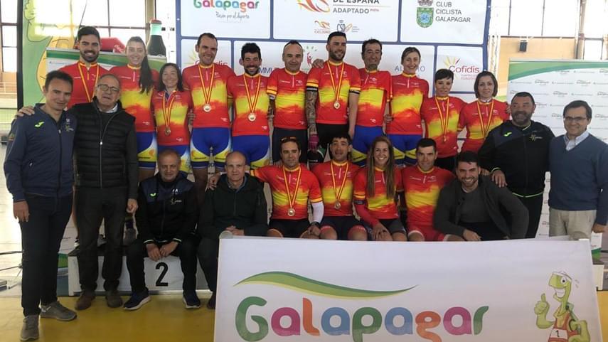 Gran-exito-del-Campeonato-de-Espana-de-Ciclismo-Adaptado-en-Pista-de-Galapagar-