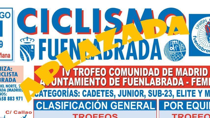 Aplazado-el-IV-Trofeo-Comunidad-de-Madrid-Ayuntamiento-de-Fuenlabrada-feminas