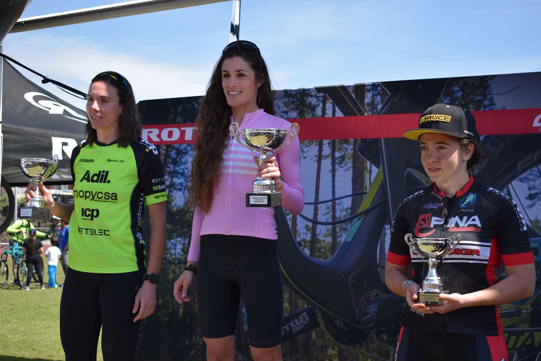 Gema García-Calderón e Iván Coca se coronan campeones de Madrid de maratón en Colmenar Viejo (ACTUALIZADA)