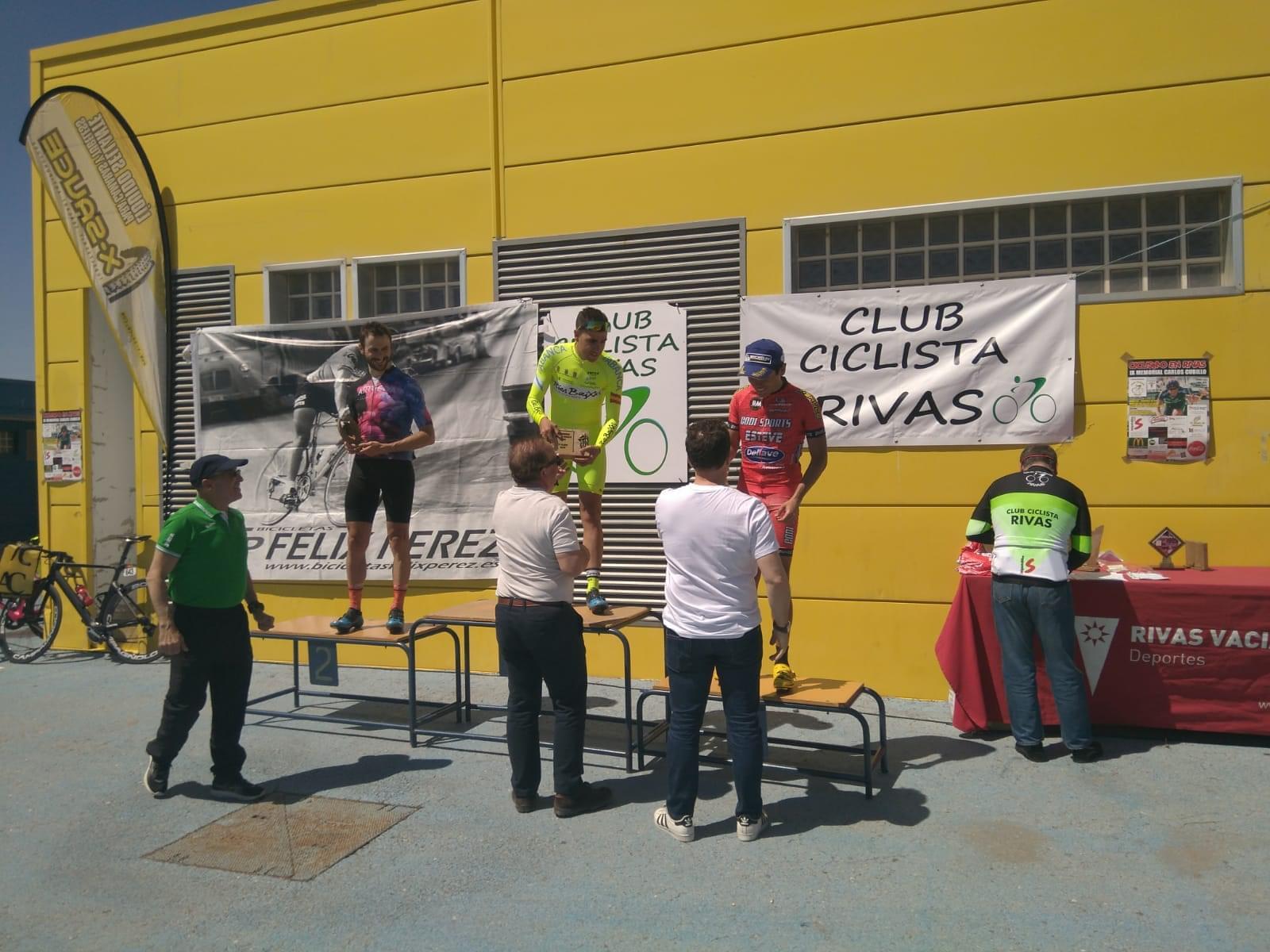 Almudena Morales, Eder Izcara, Duván A. Urrego y Francisco Prieto, los más fuertes en el Memorial Carlos Cubillo (ACTUALIZADA)