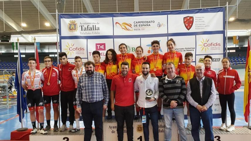 Concluye-un-brillante-Campeonato-de-Espana-de-Pista-Junior-y-Cadete