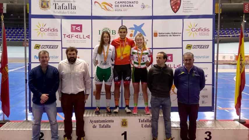 Una-plata-y-buenas-sensaciones-en-Tafalla-para-la-Seleccion-Andaluza-de-Pista