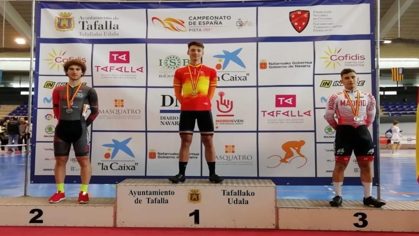 La-Comunitat-Valenciana-logra-siete-medallas-en-los-Nacionales-de-Pista-cadete-y-junior-celebrados-en-Tafalla