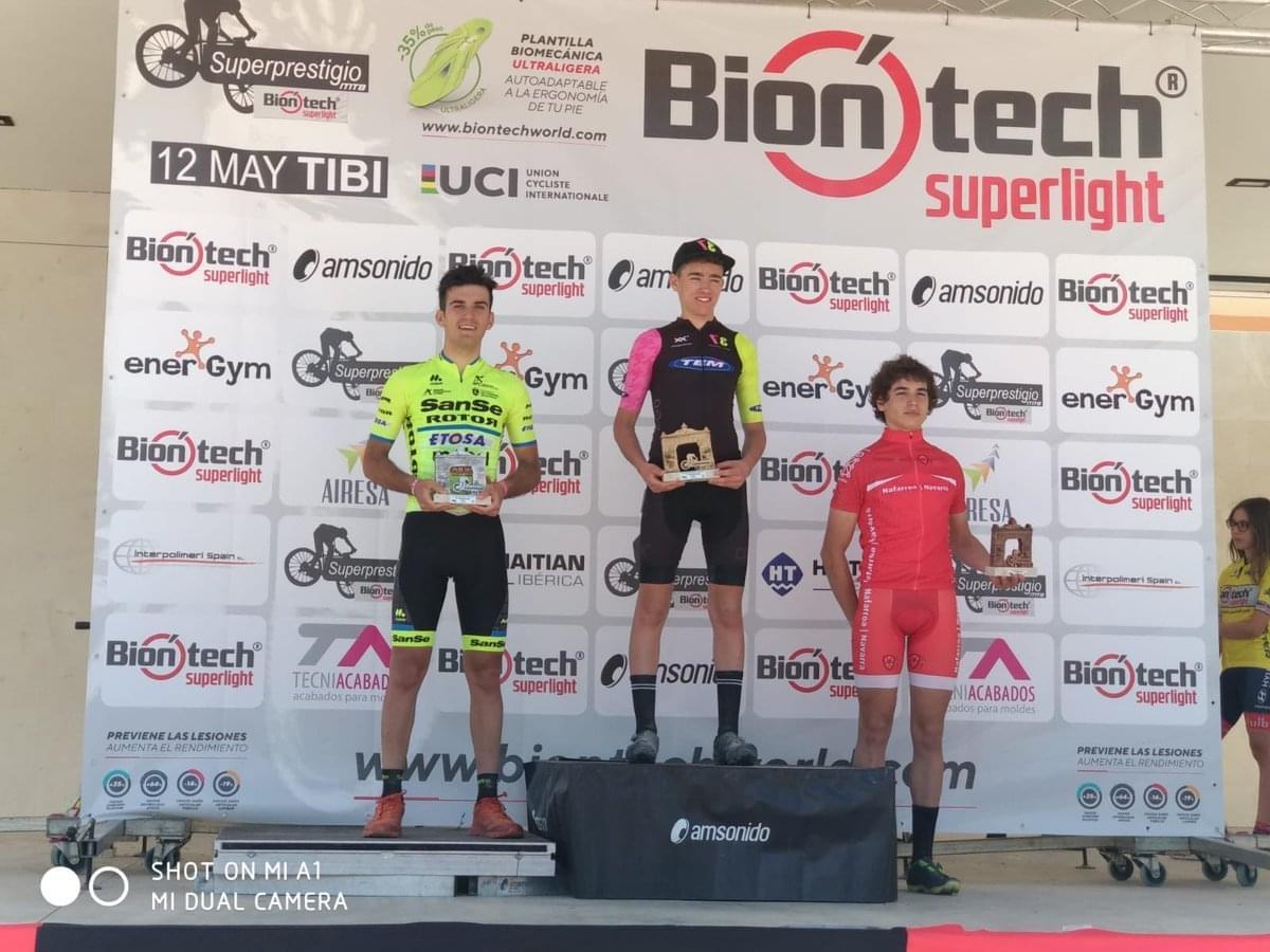Balance del ciclismo madrileño en pruebas fuera de nuestra Comunidad (fines de semana 4-5 y 11-12 de Mayo)