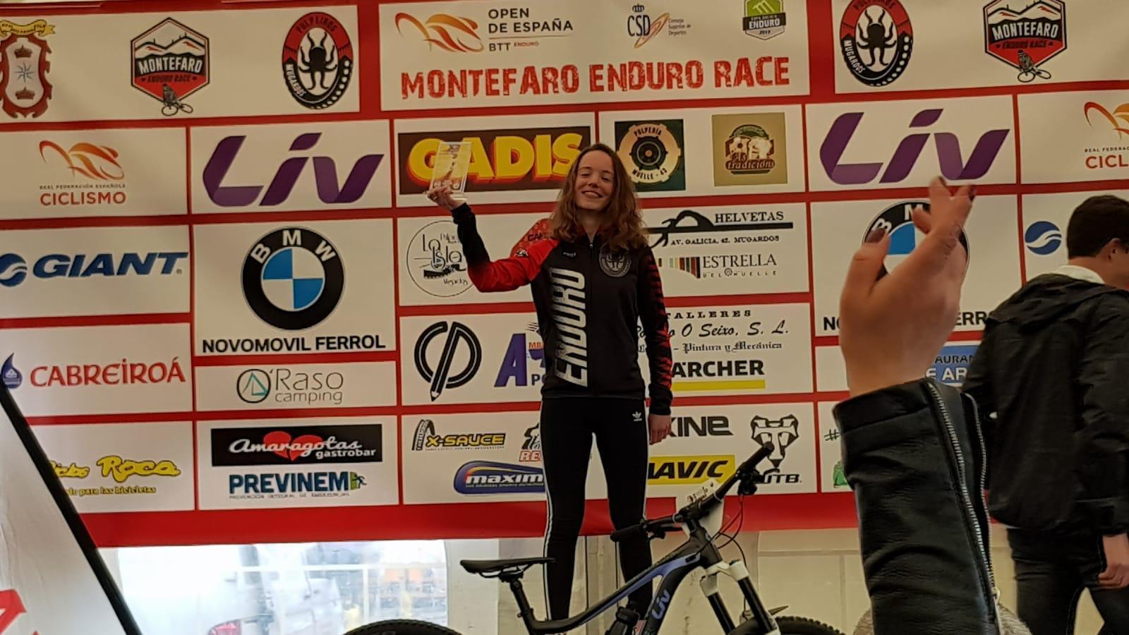 Ferreiro y Duarte, los mejores en Montefaro Enduro Race