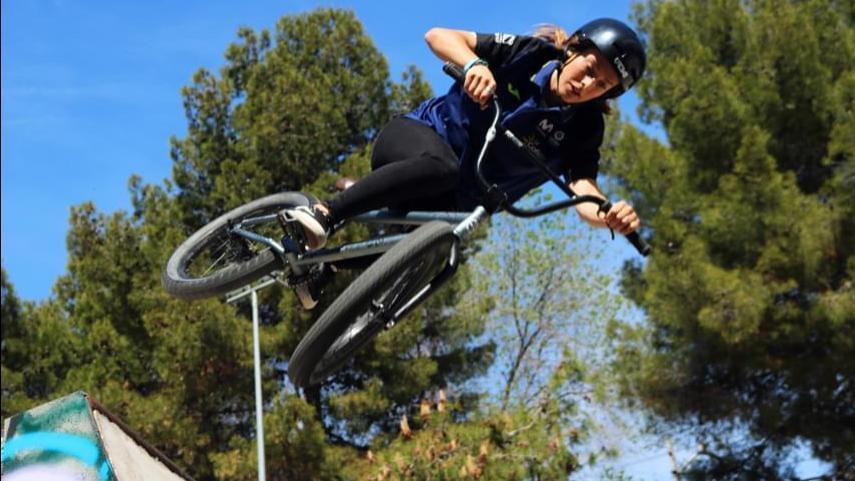 La-Seleccion-Espanola-de-BMX-Freestyle-se-concentra-en-Tossa-de-Mar