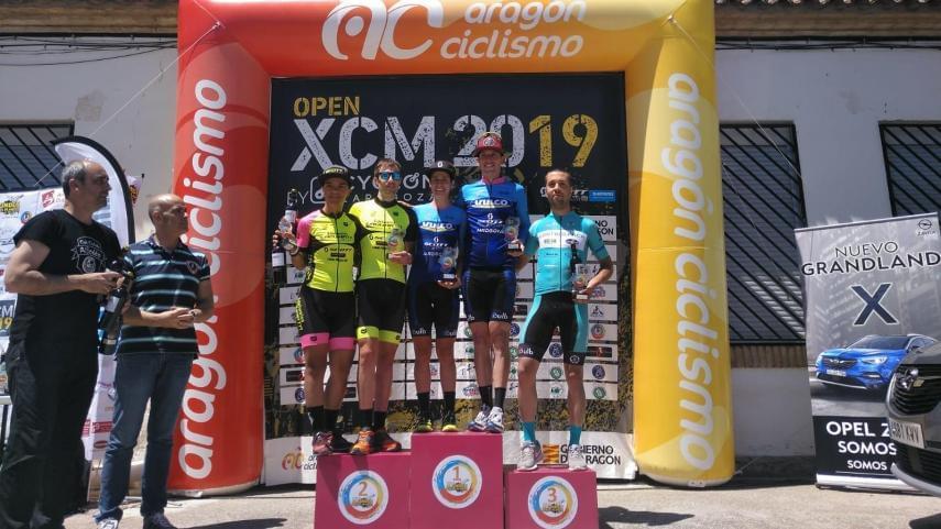 Felix-Molina-y-Eva-Elbaile-dominan-la-XVI-BTT-Alfinden-Montes-Blancos