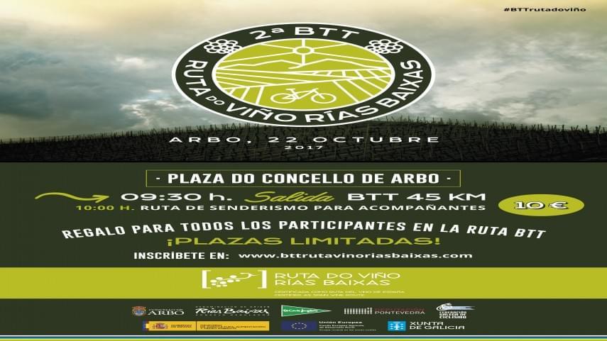 A-II-BTT-Ruta-do-Vino-Rias-Baixas-espera-acoller-no-Condado-do-Tea-a-250-ciclistas-o-22-de-outubro