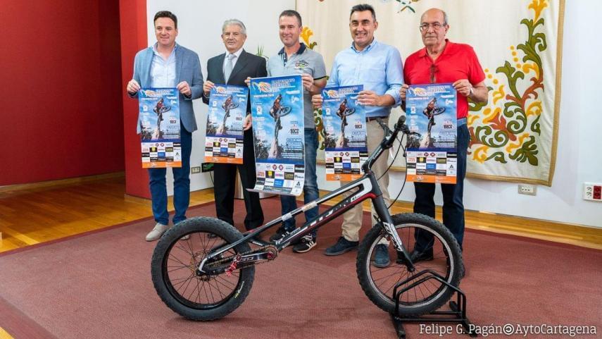 Cartagena-reunira-a-los-mejores-pilotos-nacionales-de-Trial-en-el-Campeonato-de-Espana
