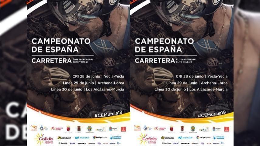 Donde-seguir-el-Campeonato-de-Espana-de-Carretera-de-Murcia-2019