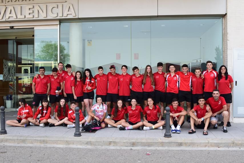 El BTT madrileño cumplió en Ribarroja y los errores penalizaron a nuestros infantiles en las gymkanas