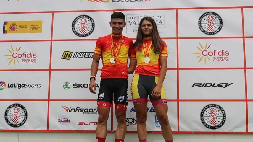 Jimena-de-Roa-y-Ruben-Sanchez-nuevos-campeones-de-Espana-de-ruta-cadete