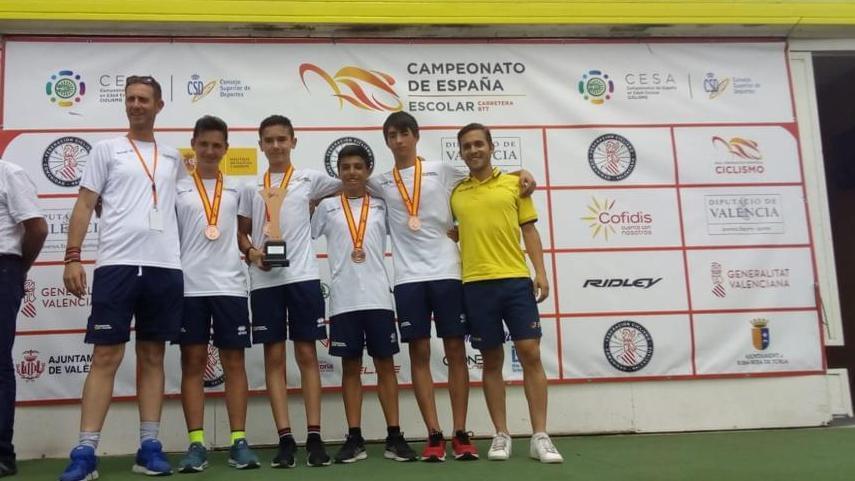 Una-gymcana-de-bronce-aupa-a-la-seleccion-aragonesa-infantil-al-tercer-cajon-del-campeonato-de-Espana