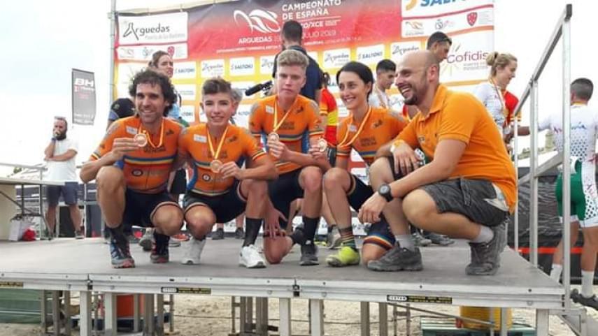La-seleccion-de-la-Comunitat-Valenciana-logra-cuatro-medallas-en-los-Nacionales-de-BTT-XCO-a��-XCE