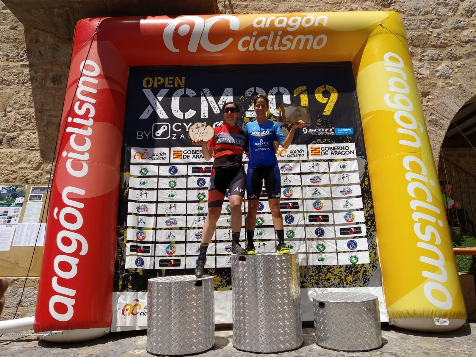 Fortanete acogió la penúltima prueba del Open XCM by Cyclon Zaragoza