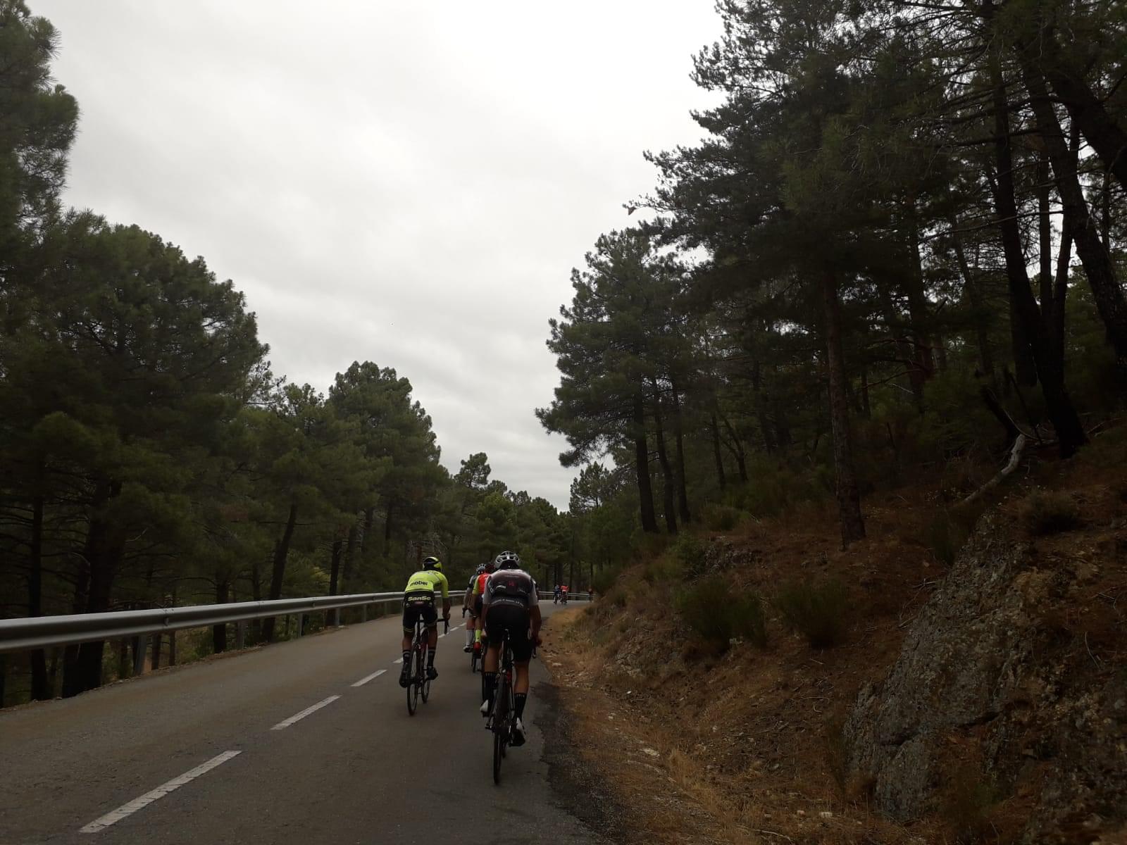 Lista la armada junior masculina para los Campeonatos de España de ruta en Asturias