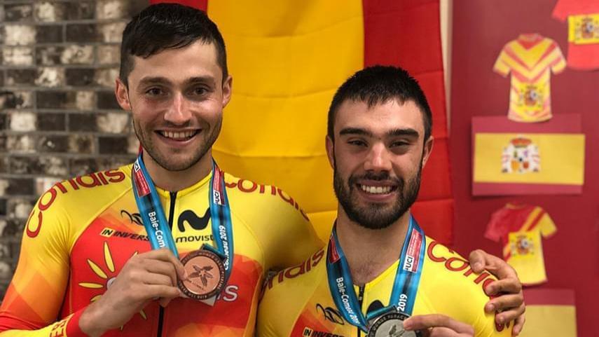 La-Seleccion-Espanola-arranca-de-inmejorable-forma-en-Baie-Comeau-con-3-medallas