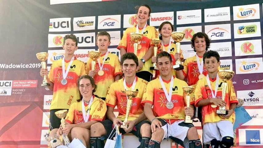 Espana-conquista-10-medallas-en-los-Juegos-Mundiales-de-la-Juventud-de-Trial