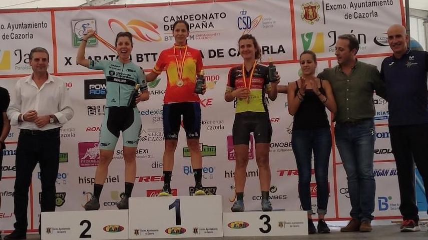 Eva-Elbaile-y-Armando-Vidal-campeones-de-Espana-2019-de-XCM-en-Cazorla