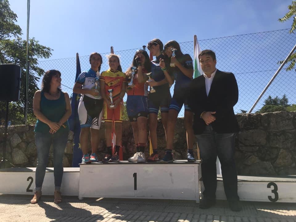 Lucía Moral y Rubén Sánchez se lucen en el VI Memorial Pepe Gómez