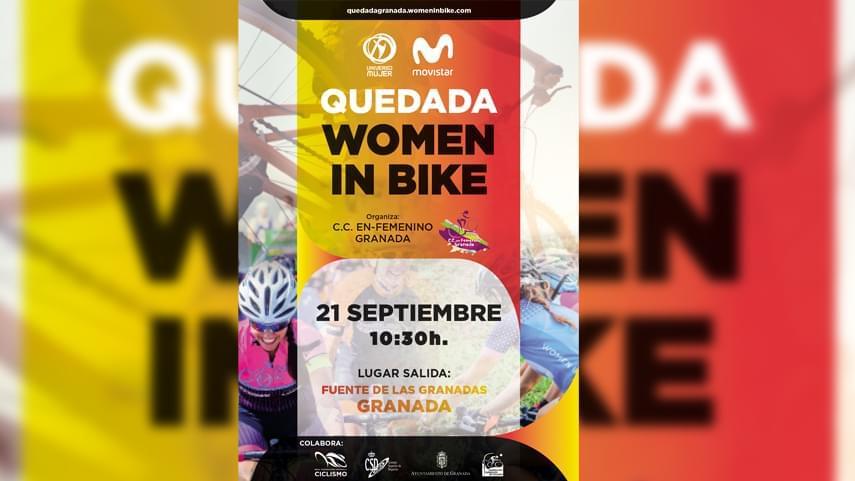 Granada-preparada-para-acoger-una-multitudinaria-quedada-ciclista-femenina-Women-In-Bike