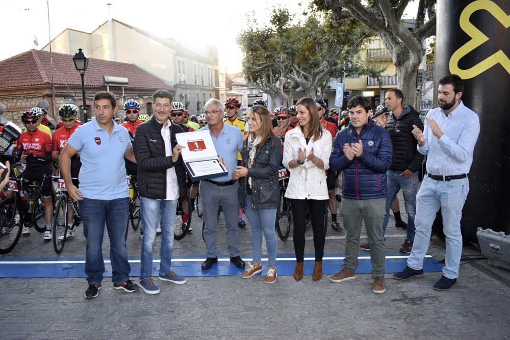 La marcha ciclista Xcorial Xtreme se afianza en el calendario madrileño