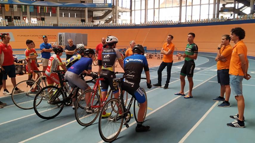 El-CTD-inicia-los-entrenamientos-manana-en-el-Velodromo-Luis-Puig