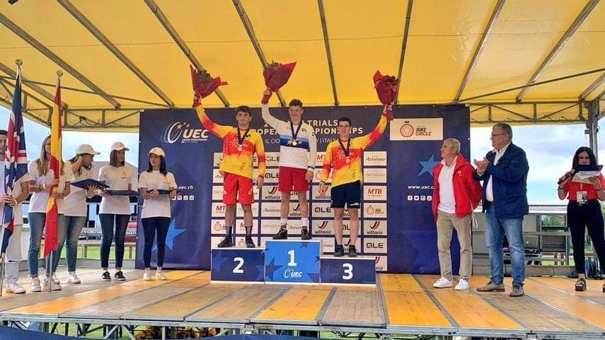 6-medallas-para-la-Seleccion-Espanola-en-el-Europeo-de-Trial