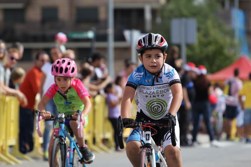 Una gran fiesta del ciclismo formativo en Pinto con dominio para la Unión Ciclista Coslada (ACTUALIZADA)