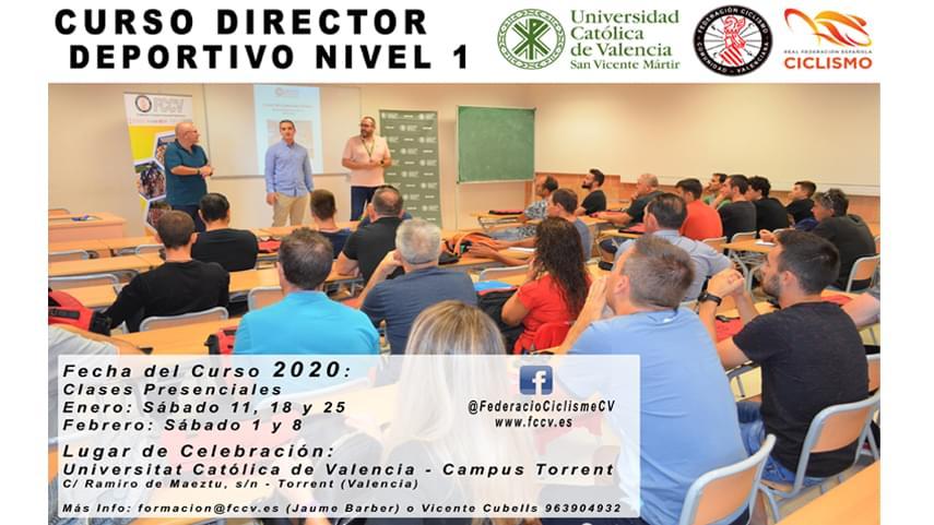 Se-abre-un-nuevo-curso-de-directores-deportivos-nivel-1-para-enero-de-2020