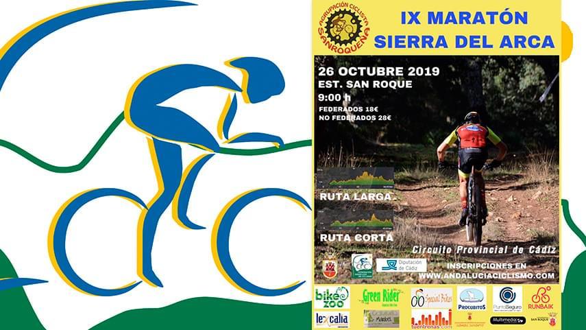 San-Roque-y-su-a��Sierra-del-Arcaa��-cerraran-el-Circuito-Cadiz-BTT-Maraton-2019