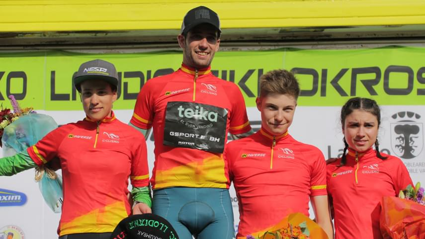 Orts-y-Gonzalez-primeros-lideres-de-Copa-de-Espana-de-Ciclocross-2019-tras-vencer-en-Llodio