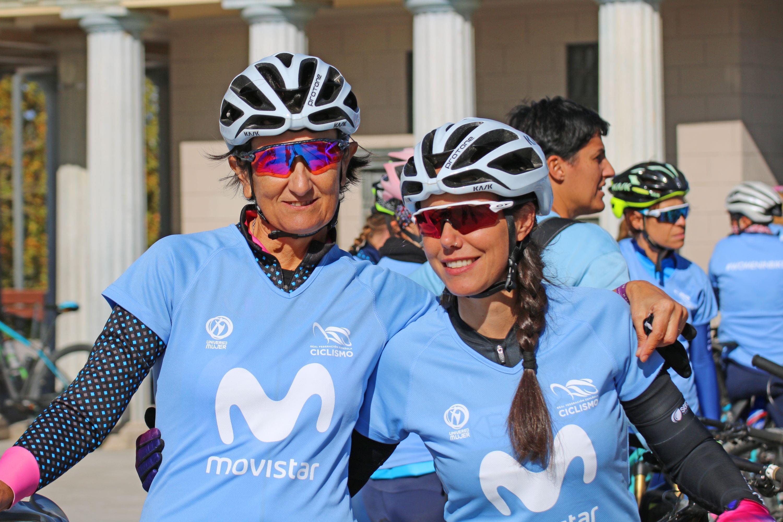 Women In Bike bate récords en Torrejón de Ardoz