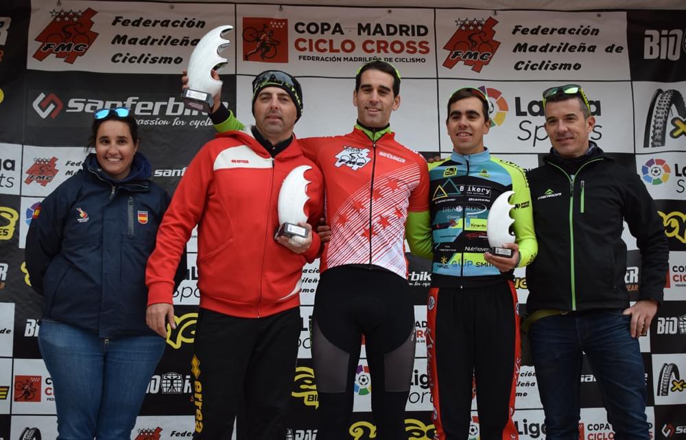 Ruth Moll y Carlos Hernández triunfan en el revirado ciclocross de Torrejón de Ardoz (ACTUALIZADA CON TIEMPOS POR VUELTA)