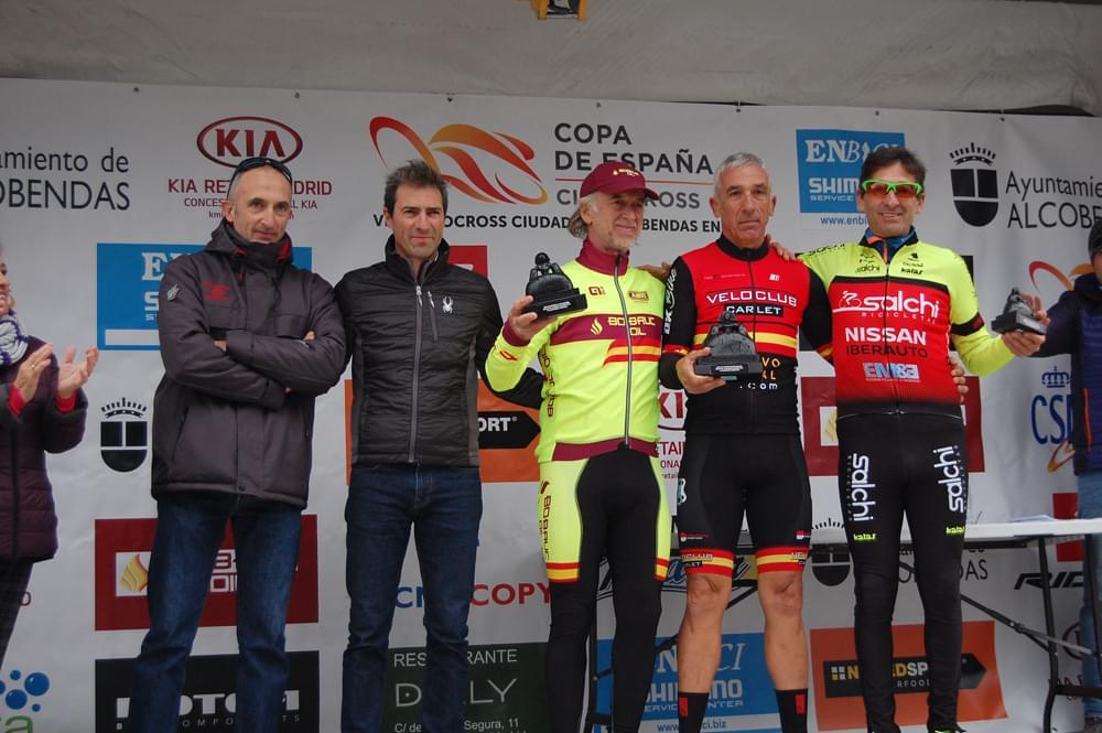 Iván Feijoo y Aida Nuño triunfan en la Copa de España de Ciclocross de Alcobendas (ACTUALIZADA)