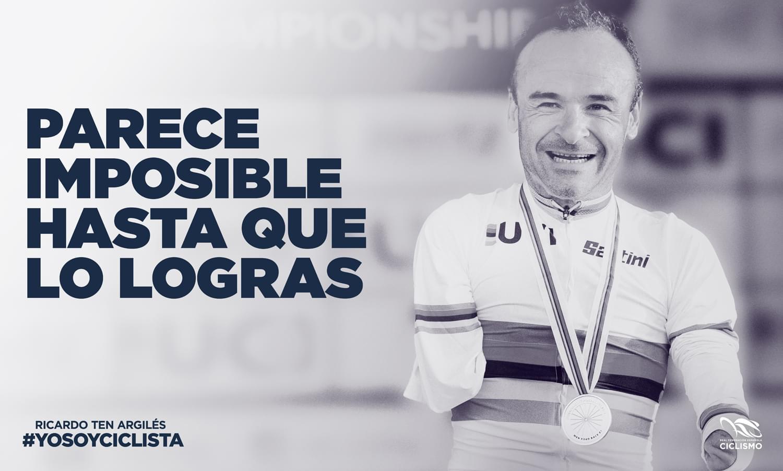 Ricardo Ten recibe la medalla de oro de la Real Orden del Mérito Deportivo