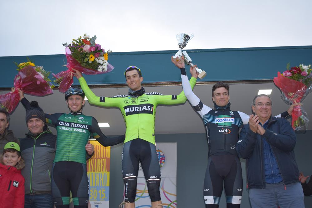 Un año más el Memorial Mª Isabel Clavero fue un éxito con Sergio Samitier e Igor Antón en lo más alto (ACTUALIZADA)