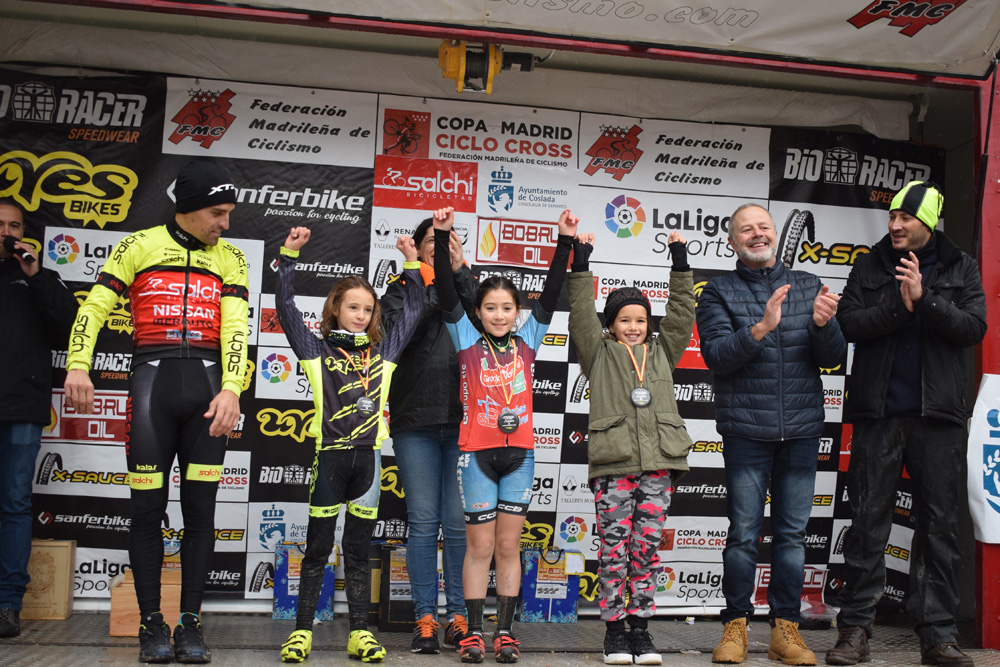 Grandes victorias de María Fernández Lores y Carlos Hernández en Coslada