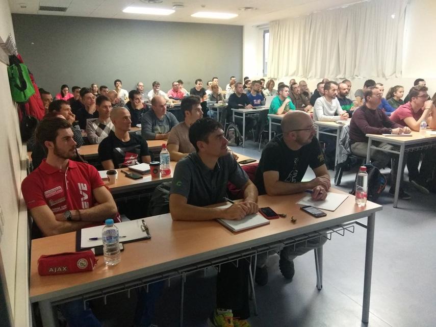 Arrancan las sesiones presenciales del Curso de Director Deportivo Nivel 1 y 2