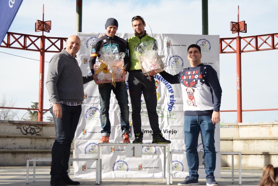 El Pavo de Nochebuena en Colmenar se lo ganan Sara Pérez, Antonio Martín y Miguel González de la Asunción